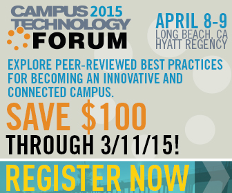 Campus Tech Forum