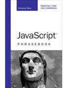 JavaScript Phrasebook