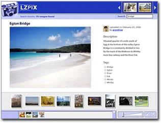 OpenLaszlo Photo Application