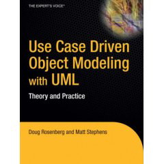 applying use case driven object modeling