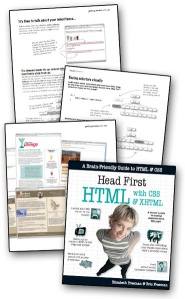 Head First HTML with CSS+XHTML