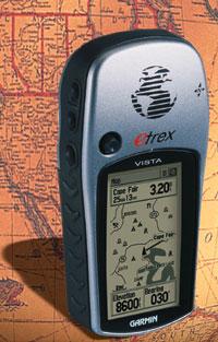 eTrex Vista