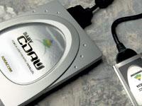 Baby CD-RW