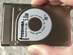 PC Card Hard Disk