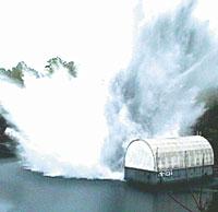 RAID Test Explosion