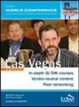 TDWI World Conference Las Vegas 2009 Online Brochure