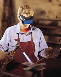 Need A Reason For Selecting Appropriate Welding Ppe
