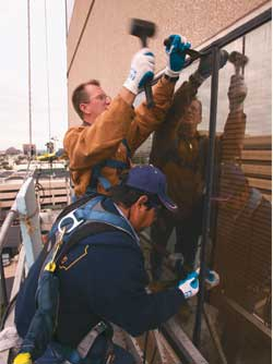 Will My Safety Harness Save My Life? -- Occupational Health