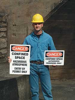 A Report On Confined Space Retrieval Occupational